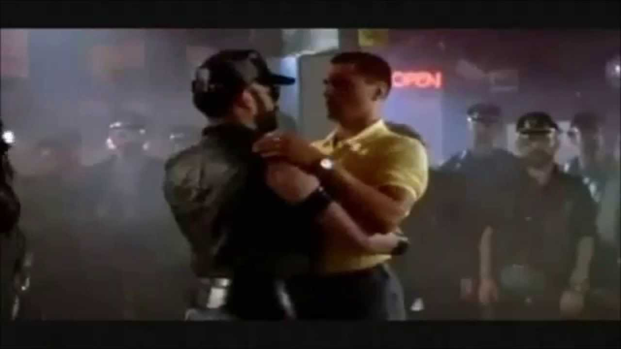 the police academy gay bar song