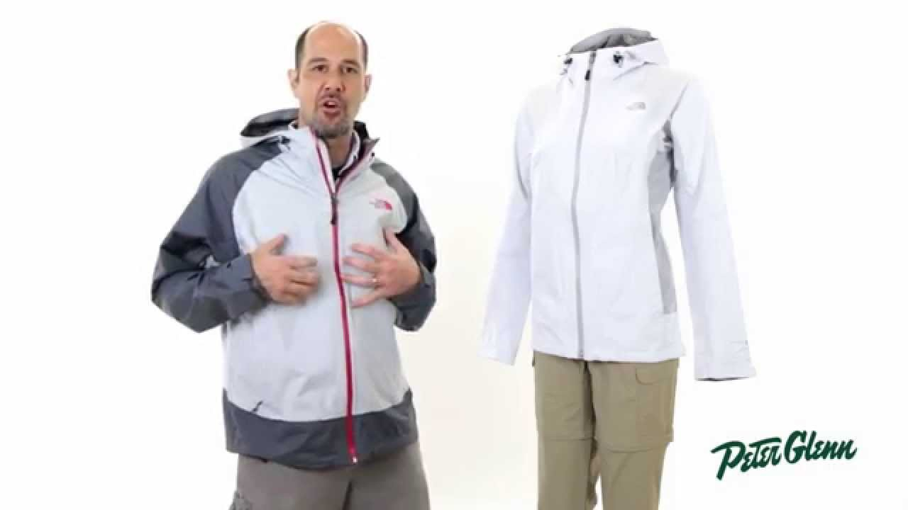 The North Face RDT Rain Jacket Review by Peter Glenn - YouTube e1962ca12