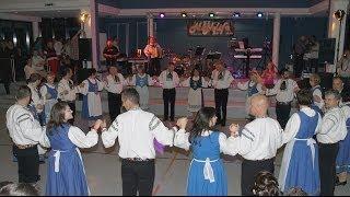 Tanzauftritt der Rosler Bergvagabunden beim 20-jährigen Jubiläum in Gruibingen