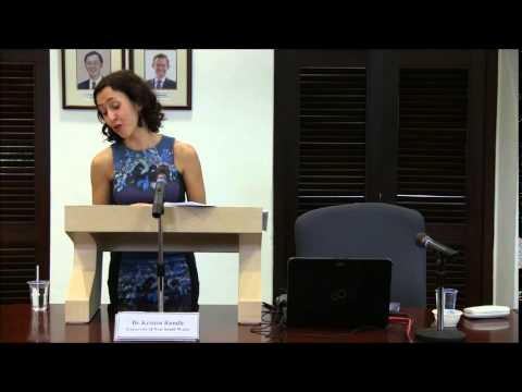 The Singapore Symposium in Legal Theory 2014: Talk by Dr Kristen Rundle