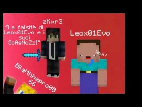 La Falsità Di Leox01Evo