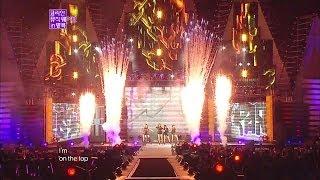 【TVPP】4MINUTE - Huh, 포미닛 - 허 @ Korean Music Wave in Bangkok L...