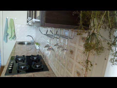 плитка в кухню/как мы обновили кухню, личный опыт