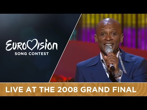 Andy Abraham - Even If (United Kingdom) Live 2008 Eurovision Song Contest