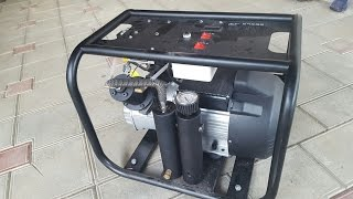 видео Газовый компрессор высокого давления
