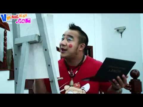 Ông Xã Bà Xã -- Hiếu Hiền ( hát nhép hài ) - vipbackan.com