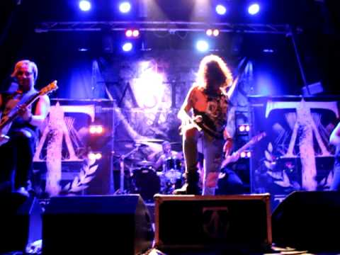 TASTERS - Sleeping With Spirits (live @ The Cage Theatre, Livorno - 05-05-2012)