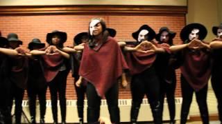 OU Delta Sigma Theta Probate Fall 2015