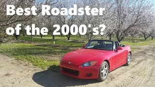 the best roadster of our century   2003 honda s2000 review