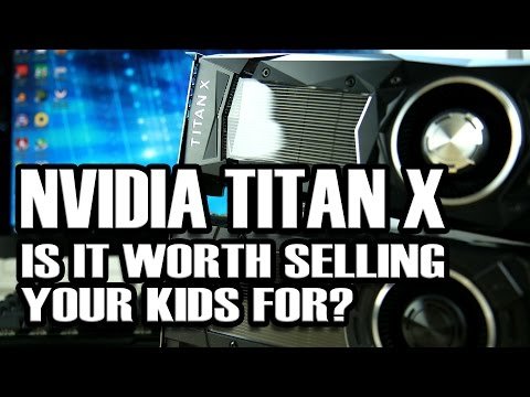 World's Fastest Video Card? Nvidia Titan X Pascal Review