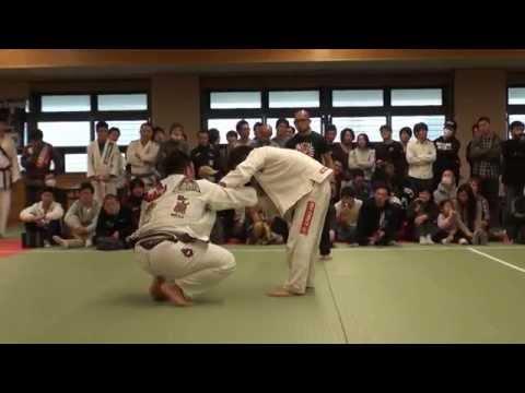 関根秀樹vs坂本純 茶帯アブソ1回戦 【COPA Las Conchas 2014】