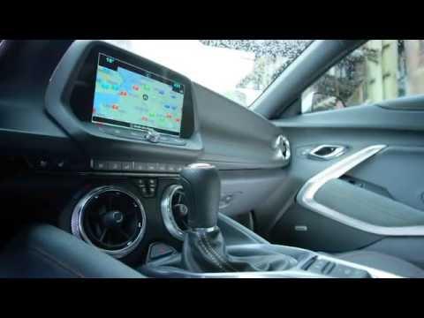 2017 Chevrolet Camaro 2SS 50th Anniversary   Interior