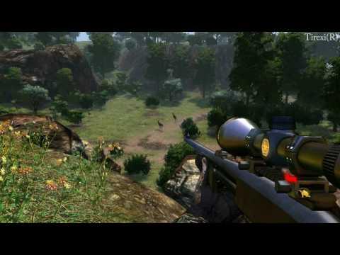 Cabelas Outdoor Adventures 2010 Gameplay