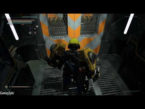 The Surge Central Production B Reclamation Buddy V1 And Bloodhound Weapon Location