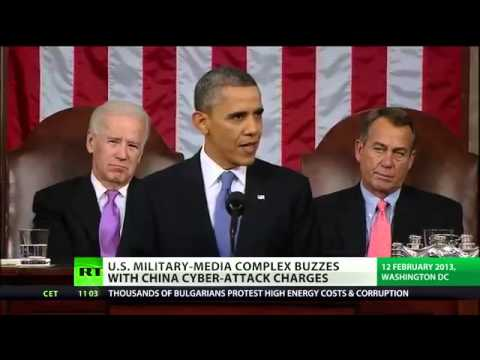 Cyber Arms Race  US,