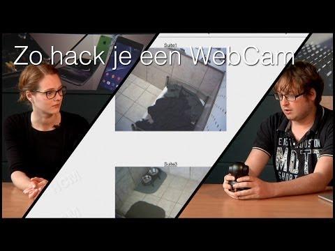 Webcam hacken: zo makkelijk is het