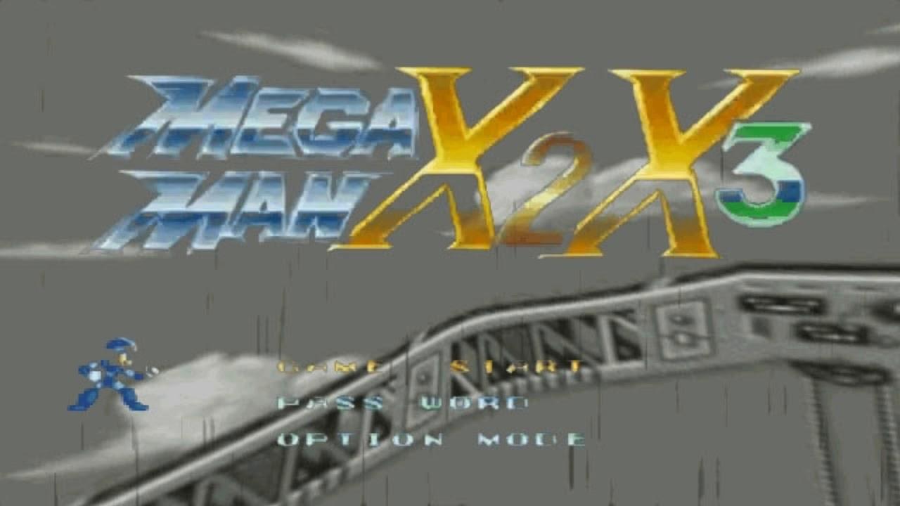 MMX2X3 OST Magna Crawfish Stage