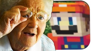 PALUTEN BELÄSTIGT MEINE MUTTER! ☆ Minecraft: Mario Party
