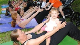 Baby Boot Camp Los Angeles South Bay Grand Opening http://www.babybootcamp.com/