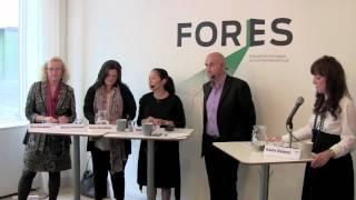 Sverigebildens betydelse i en globaliserad tillvaro - frukostsamtal