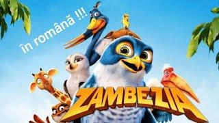 Film animat in română  zambezia