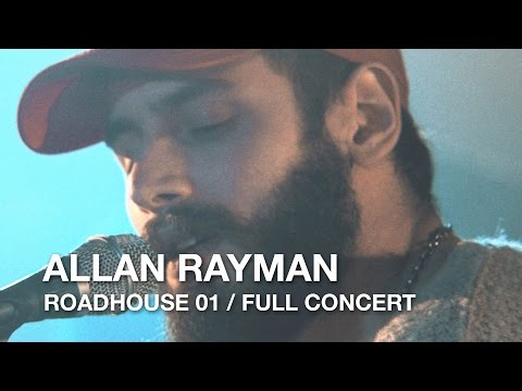Allan Rayman | Roadhouse 01 (Acoustic) | Full Concert