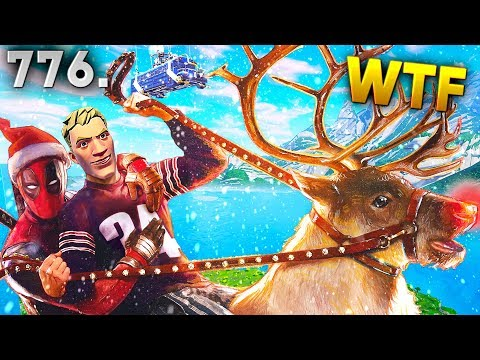 Fortnite Funny WTF Fails and Daily Best Moments Ep.776