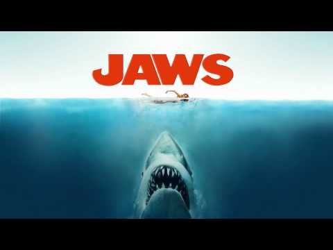 JAWS 1975 - Main Title (Theme From Jaws) Full HD