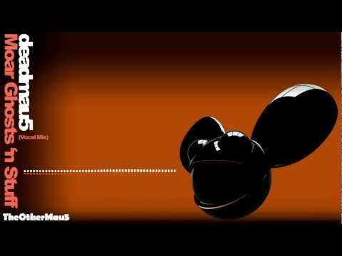 Deadmau5  Moar Ghosts n Stuff Ft Rob Swire Vocal Mix 1080p  HD