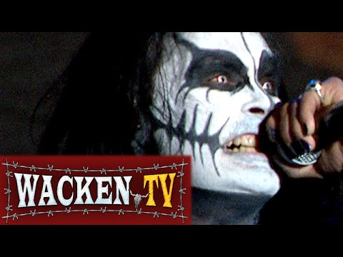 Cradle of Filth - 3 Songs - Live at Wacken Open Air 2015