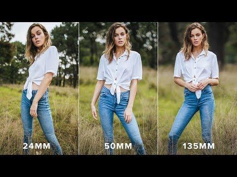 L'influenza della lunghezza focale nella fotografia di ritratto