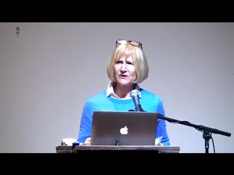 "Alison Weir Berkeley lecture: 100 Years of Pro-Israel Activism & Trump's ""Muslim Ban"""