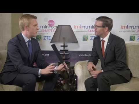 Nik Willetts interviews Carl Piva at Smart City InFocus 2015