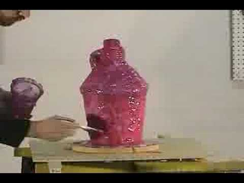 Mold Making: Gel-10 1 Piece Mold