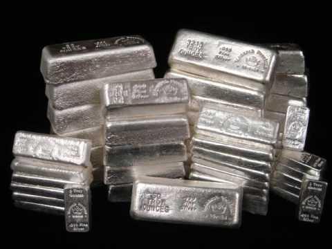 1 Kilo and 3 oz Silver Bullion Bars ON SALE at Monarch Precious Metals