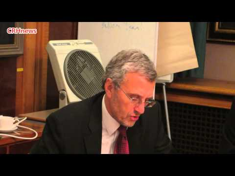 CRHnews - [1-4] Essex Crime Czar Alston on PCSOs, drug barons, and St Valentine