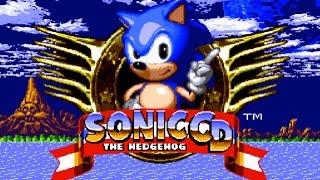 [Eng] Sonic the Hedgehog CD - Full Walkthrough (Sega CD) [1080p60][EPX+]