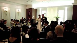 Kyoko& Beri's  wedding