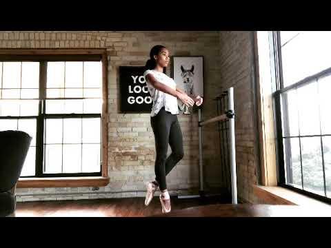 Milana Lewis #GrishkoBalanceChallenge