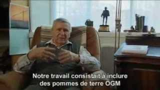 Film documentaire : Le monde selon Monsanto ( de la dioxine aux OGM  )