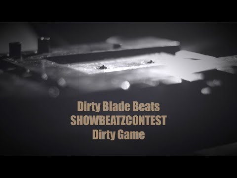 Old SchOol Classic Beats Mpc -Dirty Game- Original Vinyl Sample (Video)