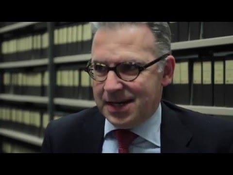 Interview mit Goethe-Uni-Alumnus Martin Müller (Geschichte)
