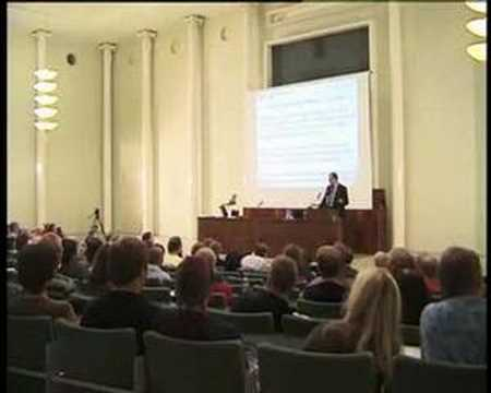 INTRODUCTION TO TRANSHUMANISM full lecture - YouTube