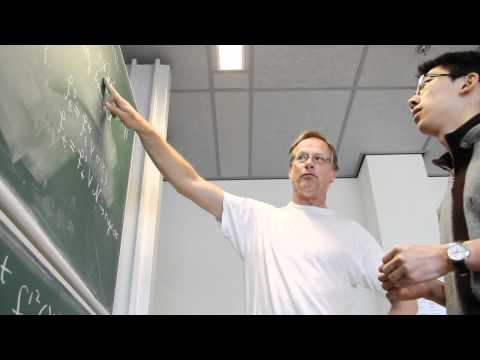 Master's programme in Mathematics