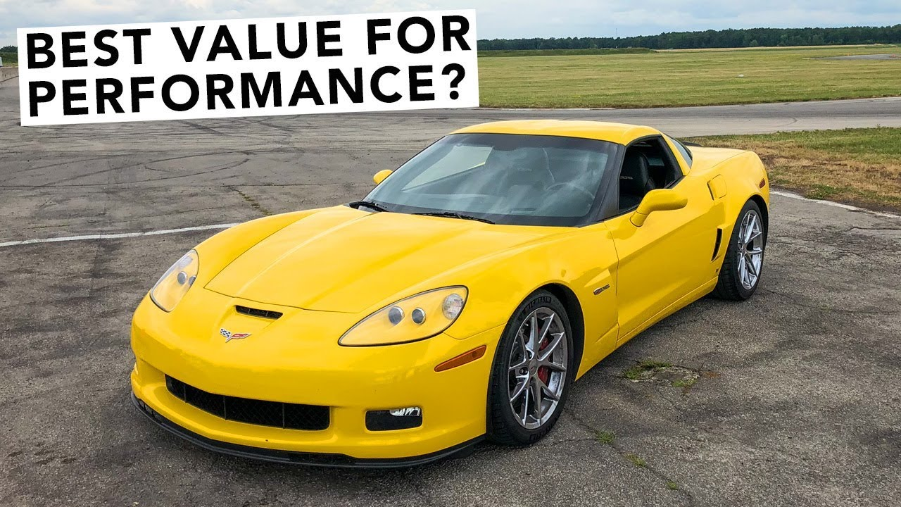Corvette Z06 C6 Track Review It S How Fast