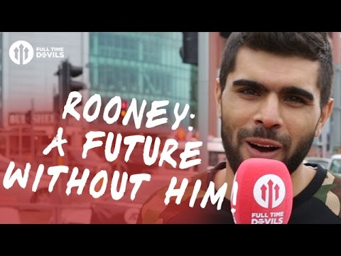 Wayne Rooney: A Future Without Him! | Manchester United 4-1 Leicester City | REVIEW