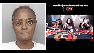 """Ts Madison  """"The Queens Supreme Court""""  New Orleans EDITED VERSION"""