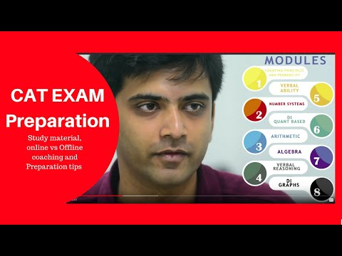 How to crack CAT Exam and preparation tips for 2016 | 99.95 %ile | IIM-C