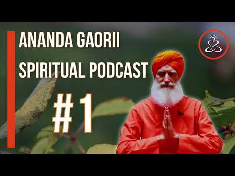 Spiritual Podcast #1 - How to transcend time, place & person