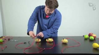 Área 42: como produzir energia elétrica com limões (e outros ingredientes) - Tecmundo